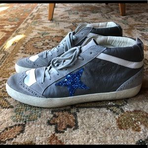 Golden Goose Private Edition Mid/Star Sneakers